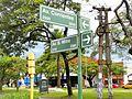 Cuatro Avenidas de Posadas - Intersección de Avenida Corrientes y Avenida Mitre.JPG