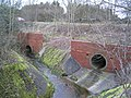 Culverts beneath the A6116 - geograph.org.uk - 323682.jpg