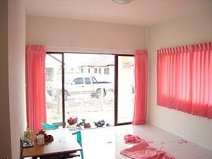 Curtain - Chiang Mai, Thailand
