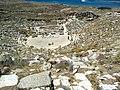 Cyclades Delos Theatre 20062013 - panoramio.jpg