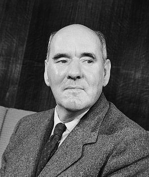 C. Northcote Parkinson - Cyril Northcote Parkinson in 1961