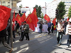 Día do traballo. Santiago de Compostela 2009 21.jpg