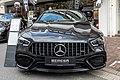 Dülmen, Automeile auf dem Kartoffelmarkt, Mercedes AMG GT -- 2019 -- 9884.jpg