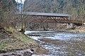 Dřevěný most přes Metuji na cyklostezce - panoramio.jpg