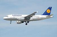D-AILW - A319 - Lufthansa