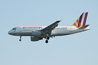 D-AKNT - A319 - Germanwings