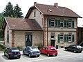 D-BW-Friedrichshafen-Kluftern - Bahnhofsgebäude.JPG