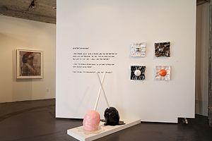 The McLoughlin Gallery - Desire Obtain Cherish (DOC) Installation at McLoughlin Gallery.