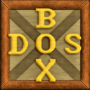 DOSBox - Image: DOS Box icon