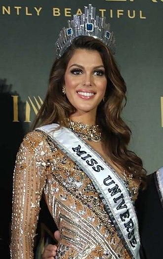Miss Universe 2016 - Iris Mittenaere, Miss Universe 2016