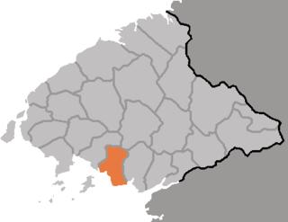 Kwaksan County County in North Pyŏngan, North Korea