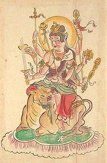 Maheśvara (Buddhism) Figure in Buddhist Mythology