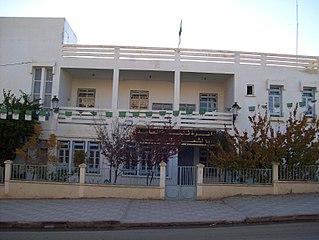Théniet El Abed District District in Batna Province, Algeria