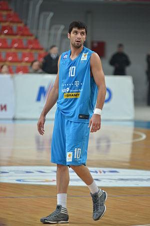 Damjan Stojanovski - Stojanovski with MZT in 2012