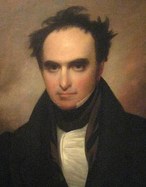 United States presidential election in Massachusetts, 1836 - Image: Daniel Webster