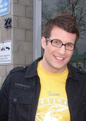 Daniel Hartwich - Daniel Hartwich in 2008