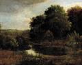 Dankvart Dreyer - Mose i udkanten af en skov.png