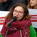 Daria Gosek-Popiołek na XVI Krakowskiej Manifie - 20200308 1345 0762.jpg