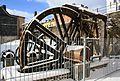 Das Wasserrad der alten Stadtmühle in Lößnitz.IMG 8265WI.jpg