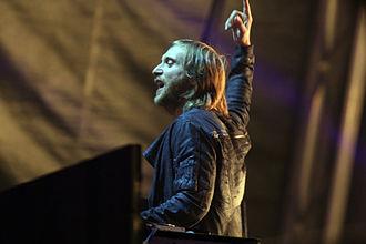 Creamfields - David Guetta at Creamfields Australia 2012