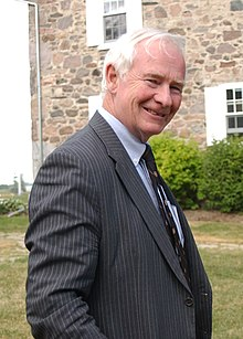 David Johnston en 2007.