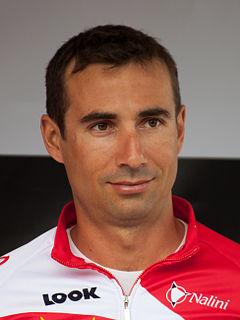 David Moncoutié French cyclist