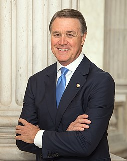 David Perdue United States Senator from Georgia
