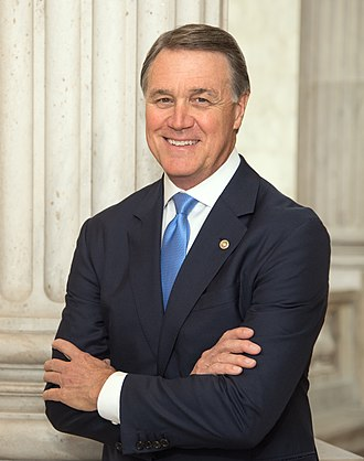 United States congressional delegations from Georgia - Senator David Perdue (R)