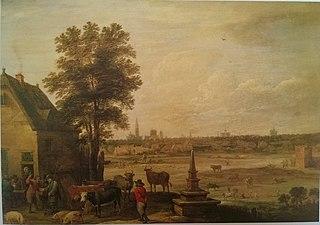 Herdsman at an Inn