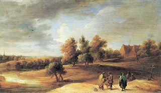 Landscape with Gypsies