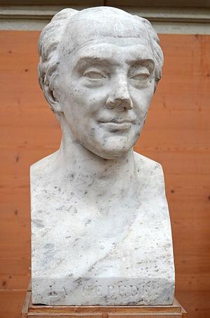 Bernard Germain de Lacépède - Bust of Bernard-Germain de Lacépède by David d'Angers (1824).