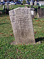 Davis (William), Bethel Cemetery, 2015-10-15, 01.jpg