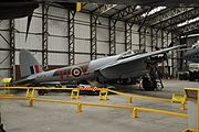 De Havilland Mosquito at Yorkshire Air Museum (8330).jpg