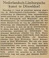 De Tijd vol 092 no 28871 Avondblad Nederlandsch-Limburgsche kunst te Düsseldorf.jpg