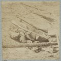 Dead Confederate soldiers in trenches of Fort Mahone in front of Petersburg, Va., April 3, 1865 LCCN2012647829.tif