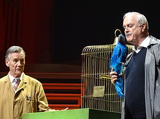 Dead Parrot sketch - Dead Parrot sketch at Monty Python Live (Mostly) in 2014