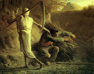 Death and the Woodcutter