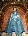 Deba - Iglesia de Santa Maria, retablo del Rosario 2.jpg