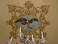 Decoració del sostre de la saleta de porcellana, palau del marqués de Dosaigües.JPG