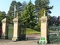 Decorative Gateposts - geograph.org.uk - 973176.jpg