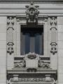 Decorative window, Howard M. Metzenbaum U.S. Courthouse, Cleveland, Ohio LCCN2010719476.tif