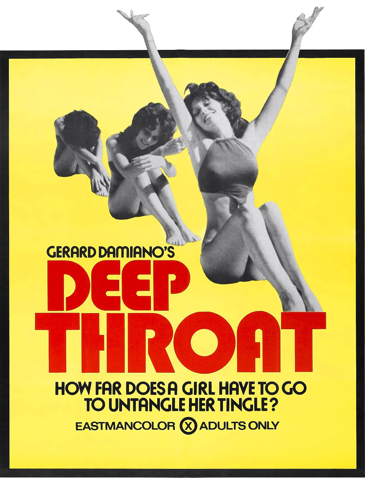 Deep Throat Film Bilder