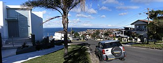 South Coogee, New South Wales - Denning Street