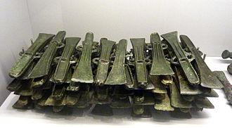 Atlantic Bronze Age - Image: Deposito da Samieira