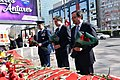 Deputy Secretary Blinken, Ambassador Bass, and Brig. Gen. Sasseville Pay Their Respect to the Victims of the March 13 Kizilay Bombing in Ankara (25379468043).jpg