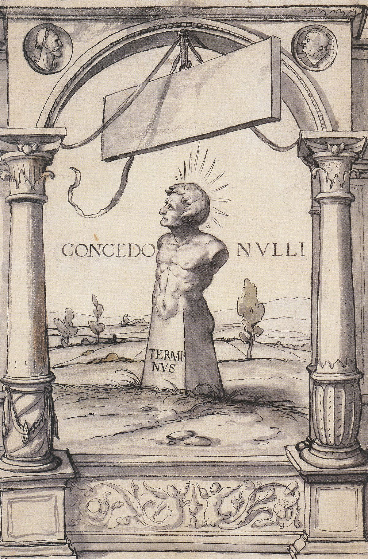 terminalis statue wikipedia