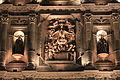 Detalle de fachada de la Catedral Metropolitana, Oaxaca de Juárez..JPG