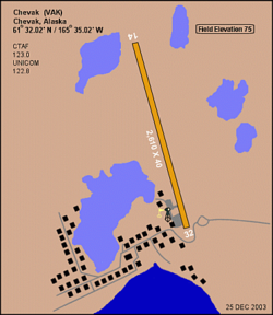Diagram of Chevak Airport in Chevak, Alaska.png