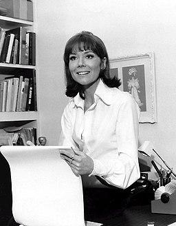 Diana Rigg 1973