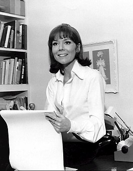 Diana Rigg in 1973